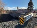 Guardrail northeast corner Walsen and Pine.jpg
