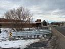 New railing at modified culvert northeast corner Walsen and Pine.jpg