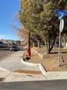 New sidewalk and ramp Elm and Walsen.jpg