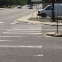 Condition of existing curb ramps and striping at Belleview and Windemere.JPG thumbnail image
