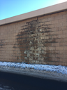 I-70 Carr Street MSE Wall Damage