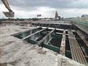 Construction progress summer 2016