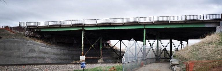 US 287 over BNSF Railroad