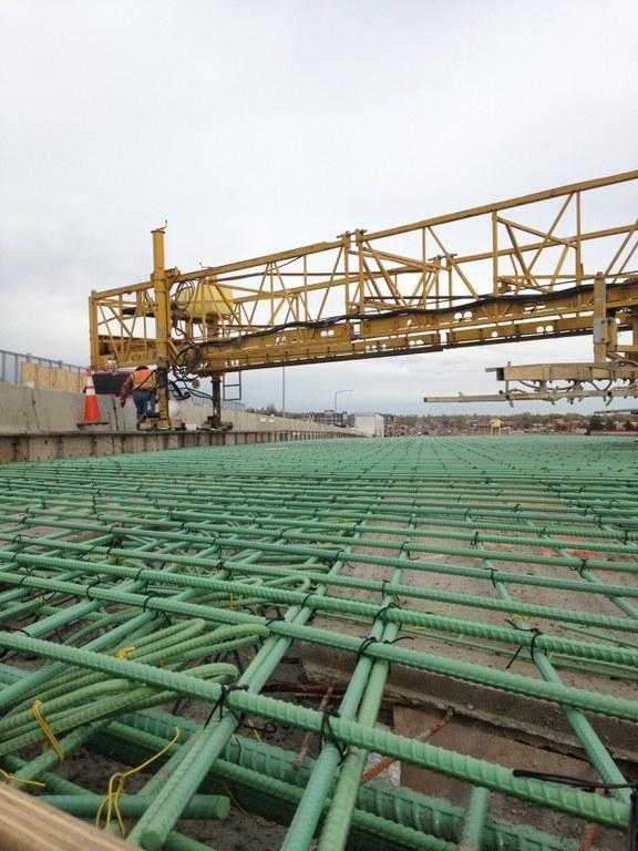 November 2016 bridge build