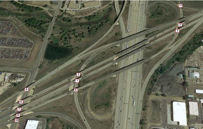 Site locations bridge repairs I 25 I 76.JPG