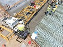 Closeup crews performing northbound bridge deck pour.jpg thumbnail image
