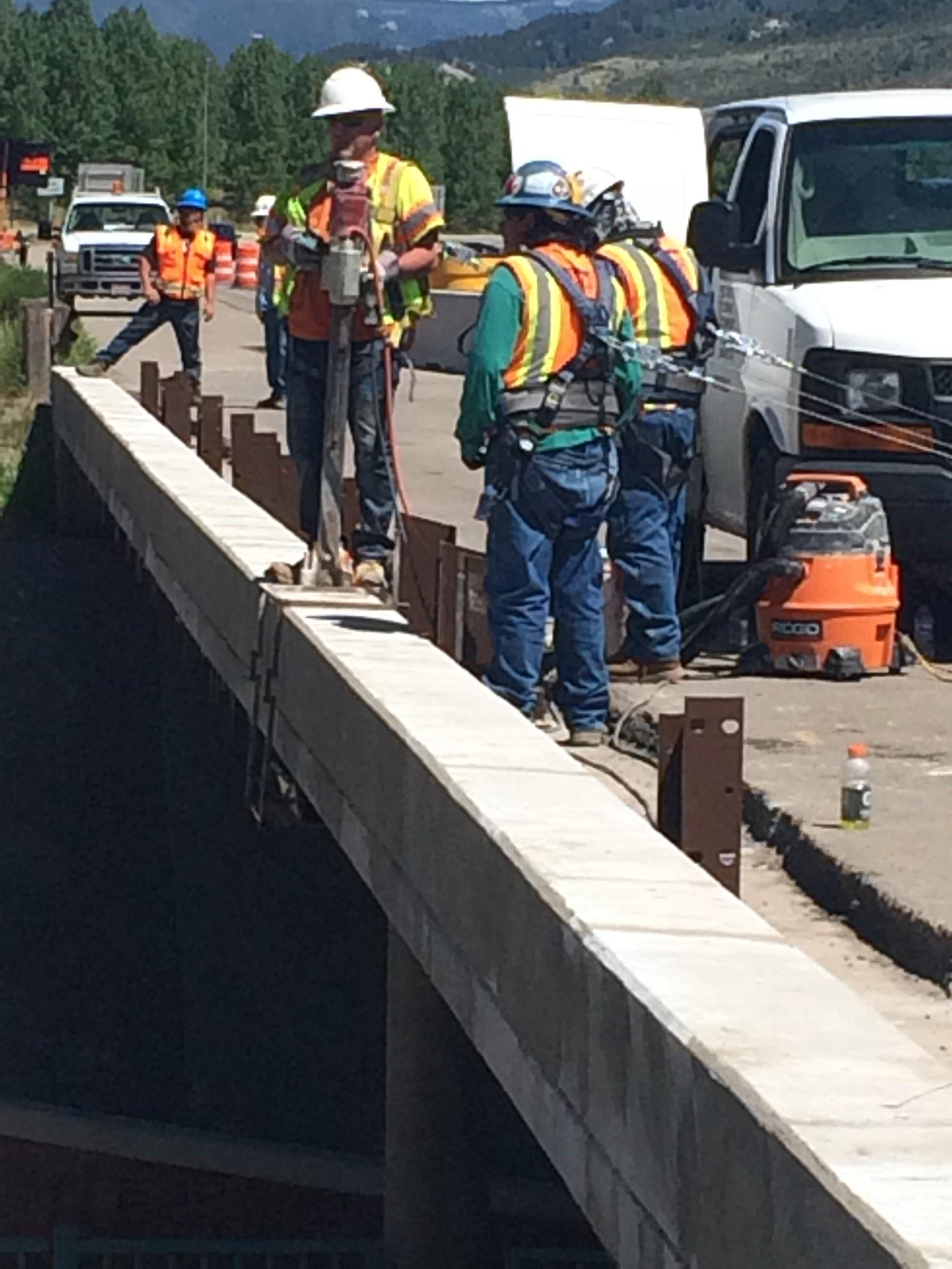 I-70 Wolcott bridge rail June 2017.jpg