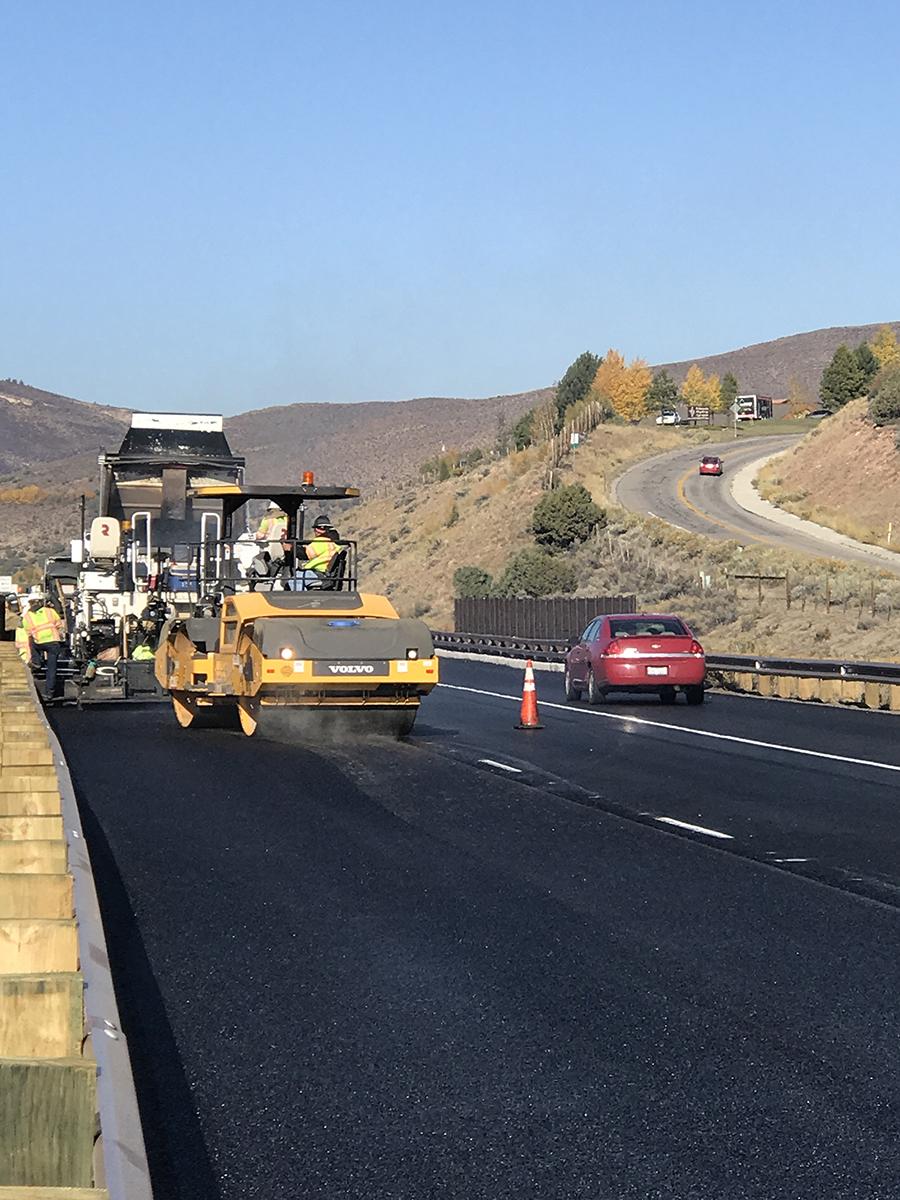 Overhand Work on Bridge