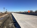 January 2017: New Concrete Pavement on Westbound I-76 thumbnail image