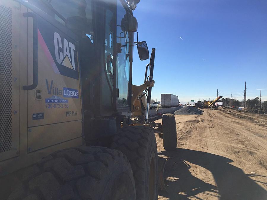 January 2017: Westbound I-76 Pavement Preparation