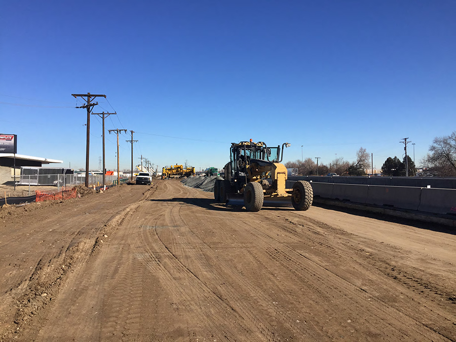 January 2017: Westbound I-76 Paving Prep