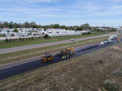 I-76 Paving Project
