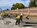 Crews laying concrete pavement auxiliary lane 225 Parker Rd.jpg thumbnail image