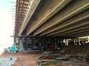 Under I 25 New SB Bridge