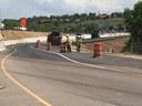 Southbound- I-25 on-ramp