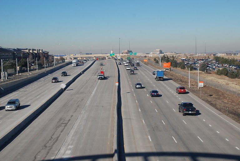 28. I 25 looking north (Dec 2015)