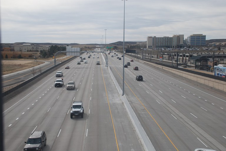 34. I 25 looking south (March 2016)