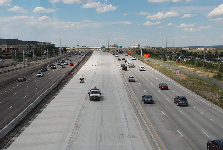 19. I 25 looking north (Sept 2015)