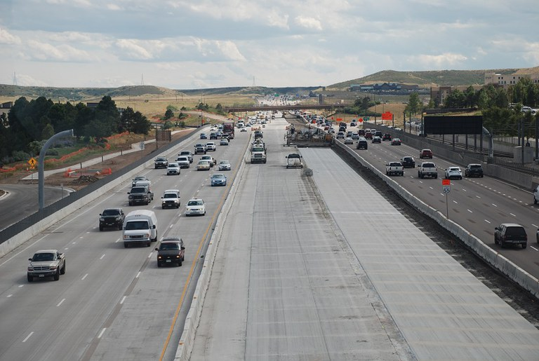 17. I 25 looking south (Sept 2015)