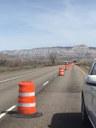 I-70 Overflow WB Traffic Single Lane.JPG
