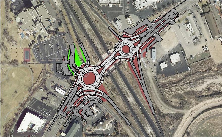 Horizon Drive Roundabouts Project