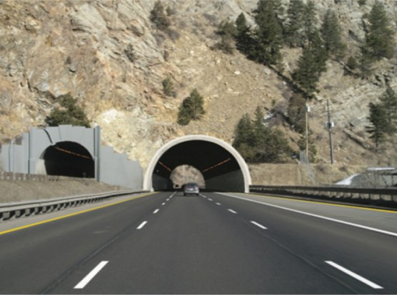 Twin Tunnels - proposed