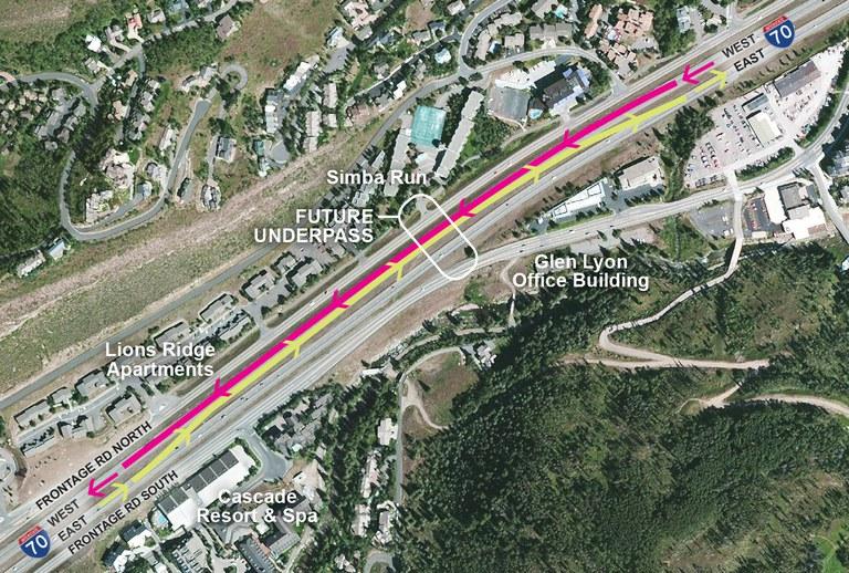 underpass map 5 27 16