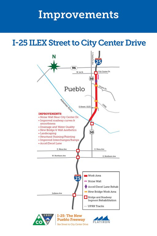 Flatiron I 25 Ilex Improvements