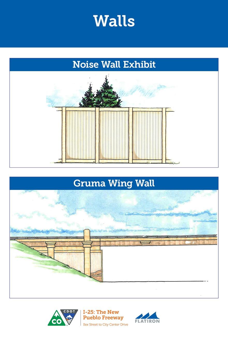 Flatiron I 25 Ilex Walls