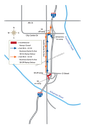I-25-Santa Fe-City Center Detour Map.png