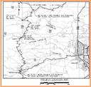 SH 72 Resurfacing Project area