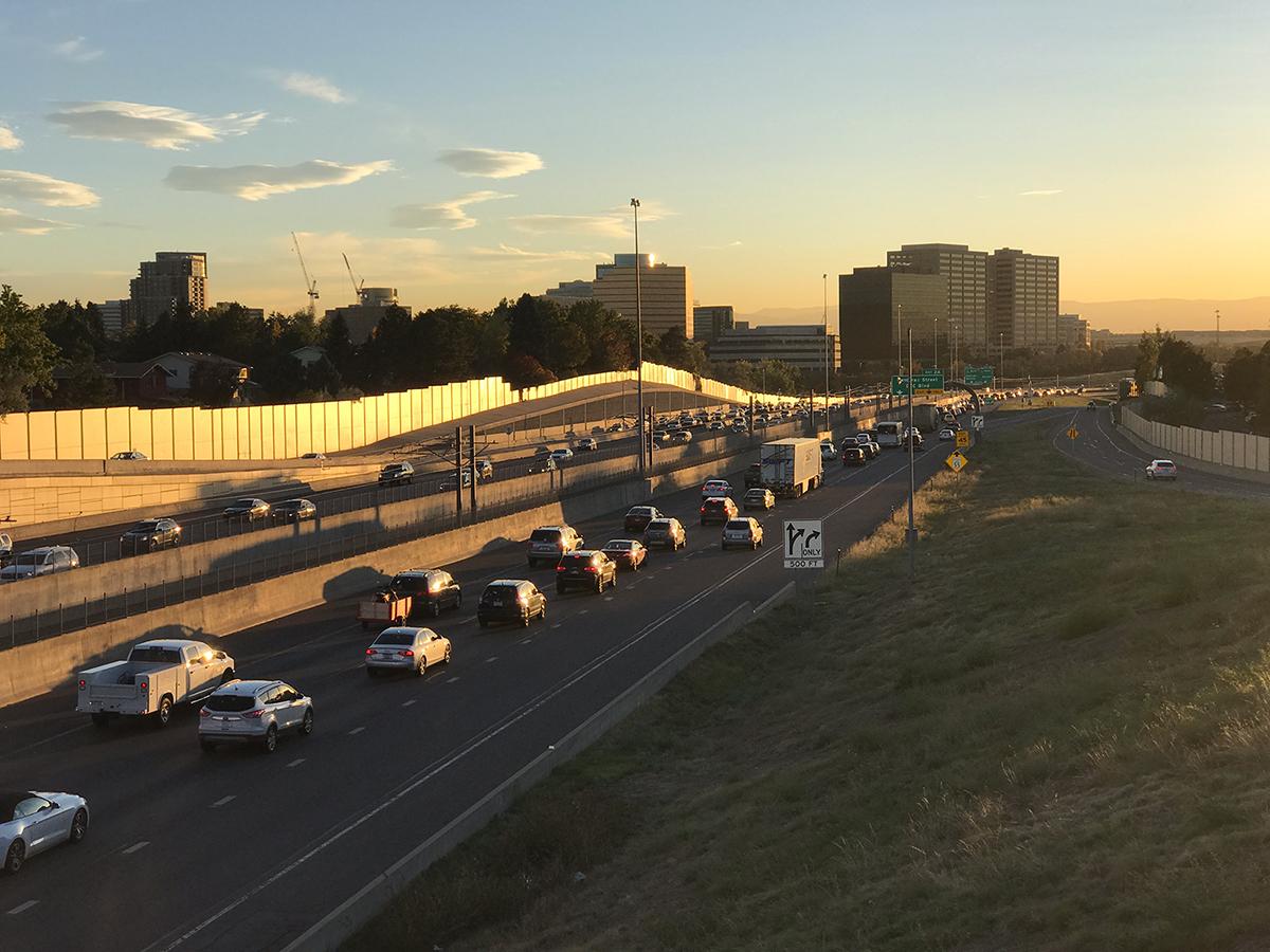 I-225 Rush Hour