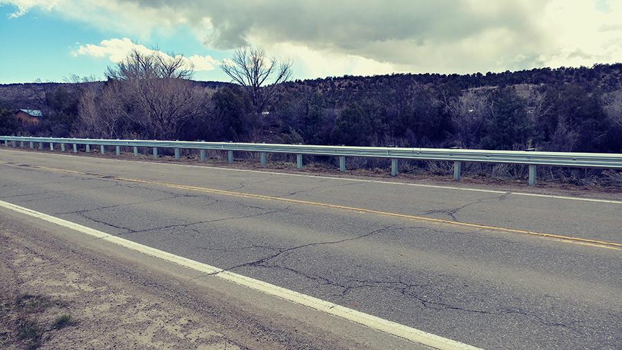 Southwest Colorado Highway Guardrail Upgrades —