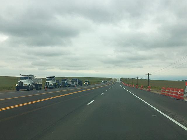 New asphalt westbound US 24.JPG