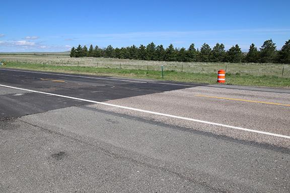 US 24 Starting Paving