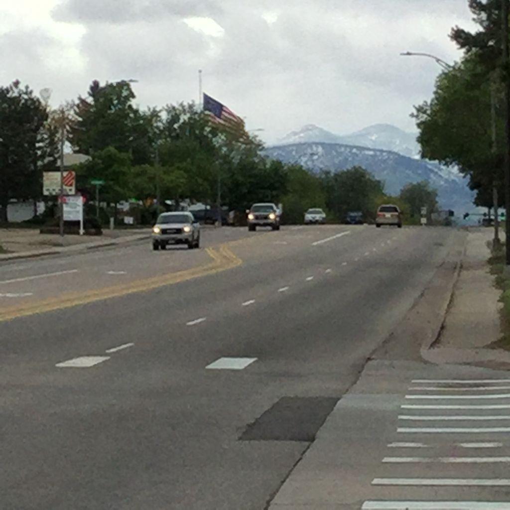 Loveland road and ramp improvements