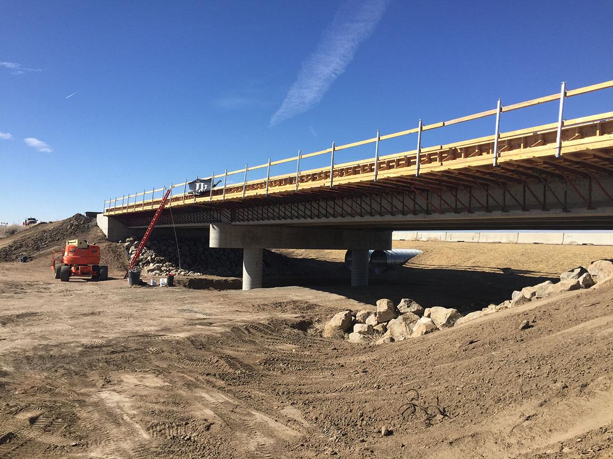 West Bridge Progress