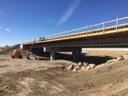 March 2018 West bridge progress