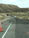 Widening ramps at exit 81 in Rulison