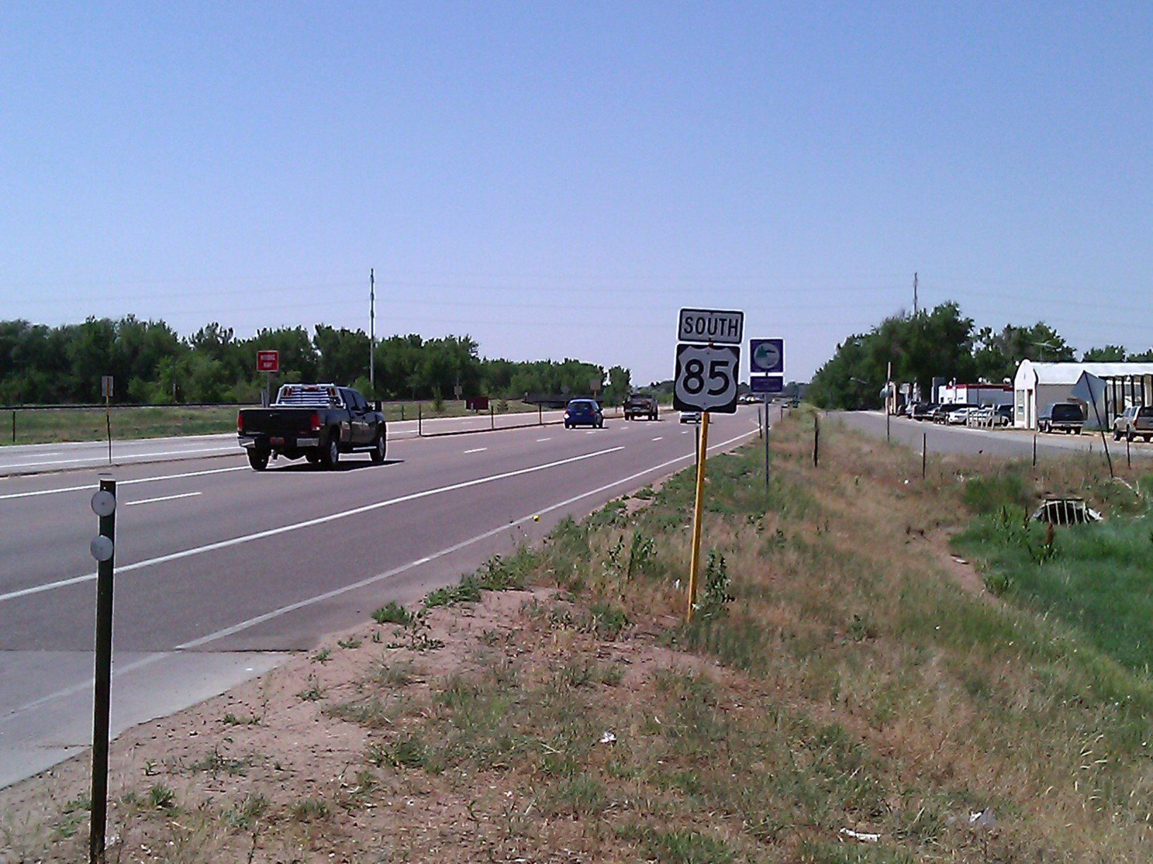 US 85 Corridor