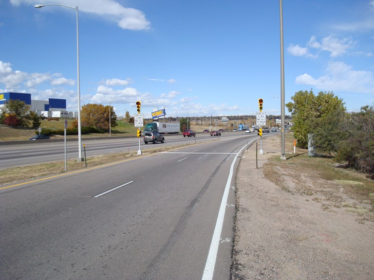 84th Avenue to Northbound I-25, Ramp Metering