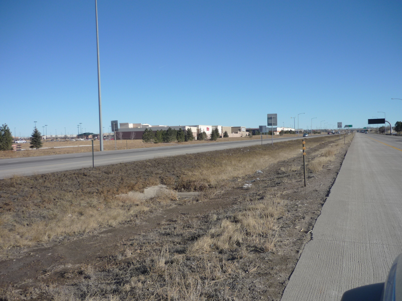 I-70 between Pena Boulevard and Tower Road detail image