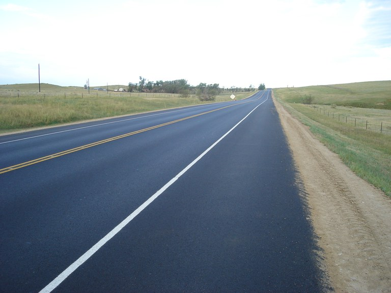 US 24 West of Limon July 2010