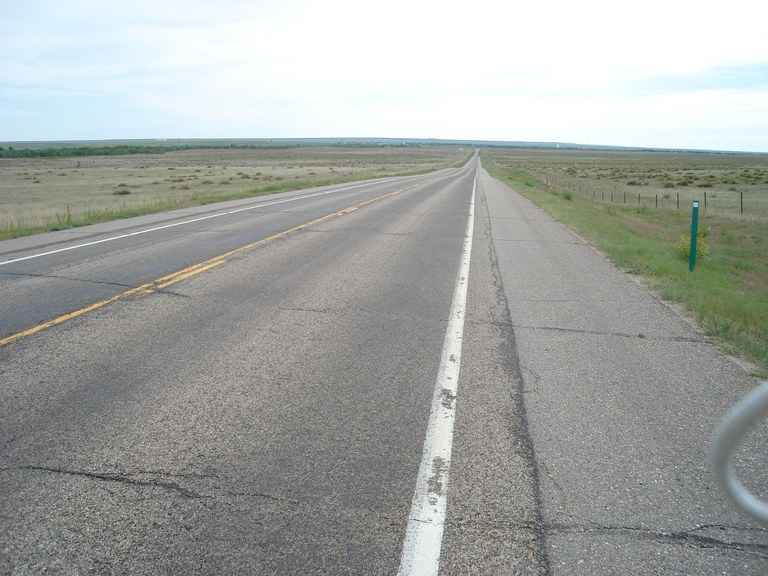 US 24 West of Limon June 2010