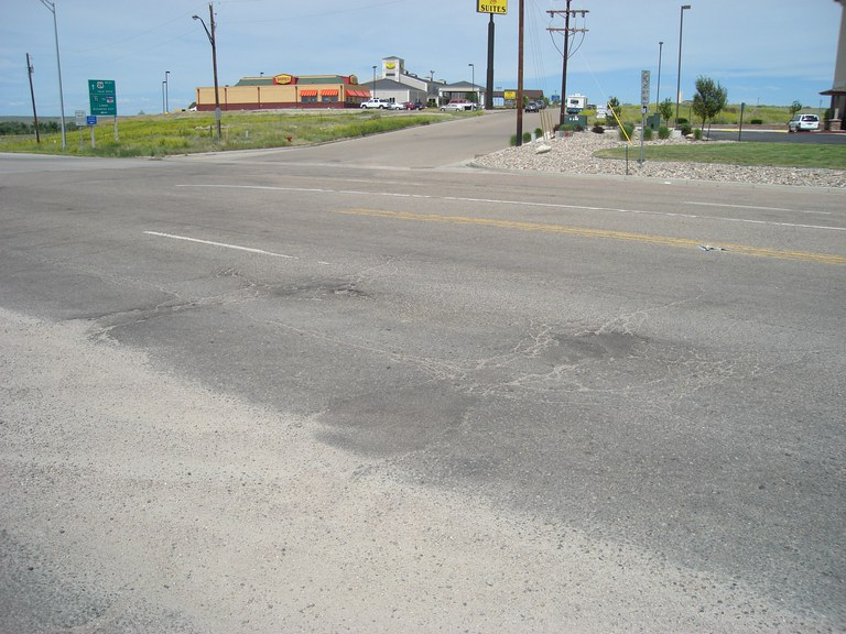 US 24 West of Limon June 2010 #2