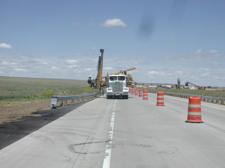 US 40/US 287 Boyero June 2010