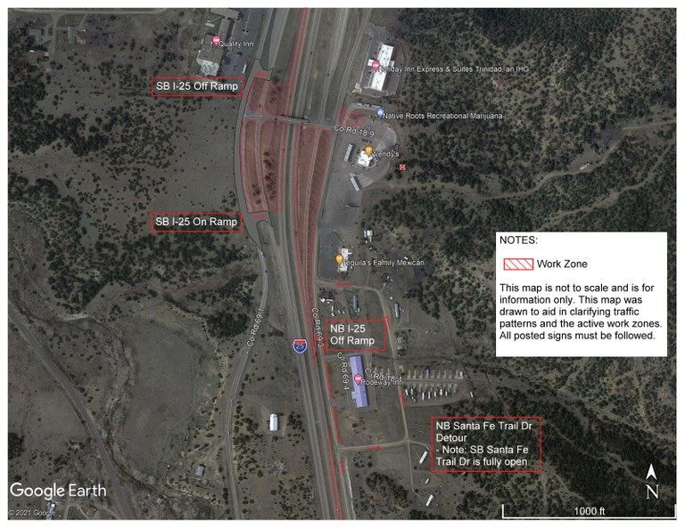 Exit 11 Current Traffic Patterns