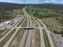 good SB view of existing bridge and country roads.JPG thumbnail image