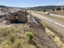 South view east MSE wall area for NB I-25.JPG thumbnail image