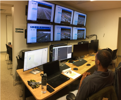S. Gap Onsite Project Traffic Operations Center